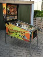 Foto 7 Flipperautomat Indiana Jones Pinball Widebody Plug & Play
