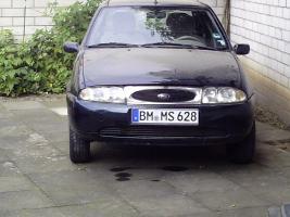 Ford Fiesta IV Giha Schlachtfest