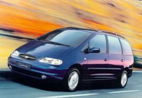 Ford Galaxy Vw Sharan Seat Alhambra