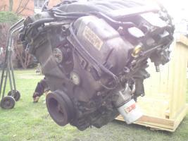 Ford Mondeo V6 Motor