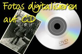 Fotos und alte Papier-Bilder – scannen und digitalisieren