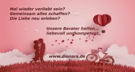 Fragen zur Liebe und Partnerschaft? Die Berater von Dionara geben Antworten