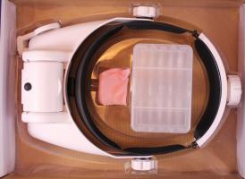 Foto 2 Freihand Helmlupe mit 3 LED nur 17,80 € auf www.wh13.de