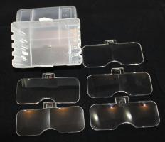 Foto 7 Freihand Helmlupe mit 3 LED nur 17,80 € auf www.wh13.de