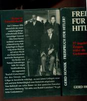 Foto 2 Freispruch für H.? /37 Ungehörte Zeugen von Honsik, Gerd