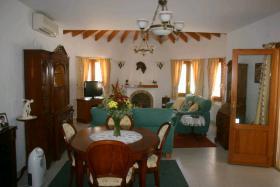 Foto 2 Freistehende Villa in Murla an der Costa Blanca