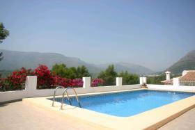 Foto 5 Freistehende Villa in Murla an der Costa Blanca