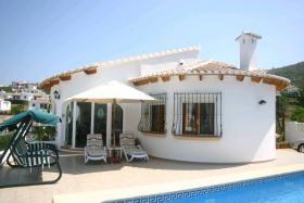 Foto 7 Freistehende Villa in Murla an der Costa Blanca