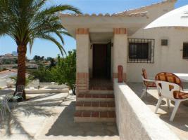 Foto 2 Freistehendes Ferienhaus in Calpe / Costa Blanca / Spanien zu vermieten