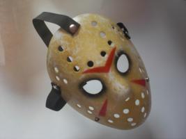 Freitag der 13. 2009 – Original Jason Voorhees Hockey-Maske Replica – MOVIE-DIAMONDS