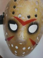 Foto 4 Freitag der 13. 2009 – Original Jason Voorhees Hockey-Maske Replica – MOVIE-DIAMONDS