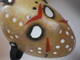 Foto 5 Freitag der 13. 2009 – Original Jason Voorhees Hockey-Maske Replica – MOVIE-DIAMONDS