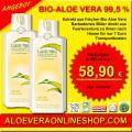 Frische Aloe Vera direkt vom Hersteller