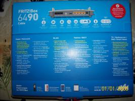 Fritz Box Cable 6490