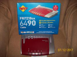 Foto 2 Fritz Box Cable 6490