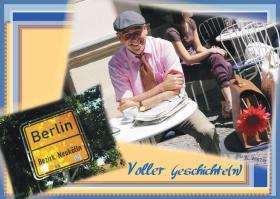 Foto 3 Führung in Berlin Neukölln: Geschichte(n) im Körnerkiez mit Reinhold Steinle