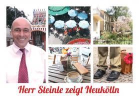 """Foto 4 Führung Berlin Neukölln:""""Hoch-Zeit"""" in der Hasenheide mit  Reinhold Steinle"""