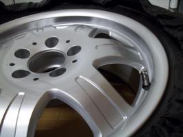 Foto 3 Für SLK R170/171 : 4 original 16 Zoll Mercedes Benz 7 Speichen - Leichtschmiedefelgen