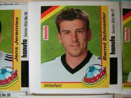 Foto 3 Fußball WM 02 Bilder Duplo Hanuta Sammelbilder von 2002