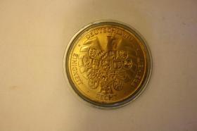 Foto 3 Fußball WM 2006 - Münzen Fast verschenkt !! ab 6 EUR + Porto