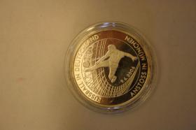 Foto 9 Fußball WM 2006 -Silbermünzen -ab 8 EUR