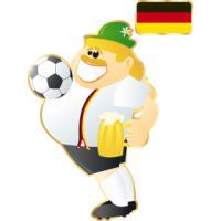 Foto 4 Fussball WM2010 Fanartikel