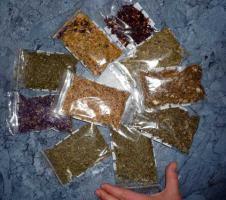 Foto 10 Futter für Landschildkröten & Futterpflanzen und Saatgut