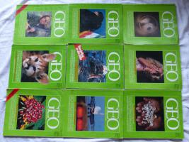 GEO Zeitschriften
