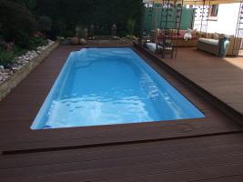 Foto 7 GFK-Schwimmbecken - aus Polen - von 4,5 bis 11 Meter lang