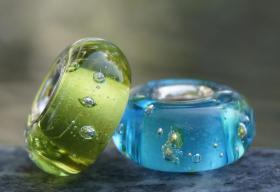 GLASPERLEN ''Pandora-Style''