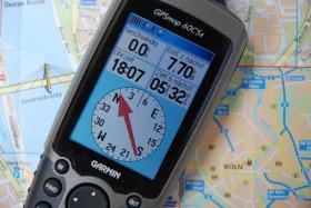 GPS Stadtrallye