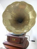 GRAMMOPHON - HIS MASTERS VOICE