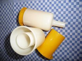 Gäraufsatz /Gärglocke für Maischebehälter / Fässer etc.