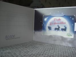 Foto 2 Galeria Kaufhof Geschenkkarte im Wert von 50€ zu verkaufen