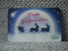 Foto 3 Galeria Kaufhof Geschenkkarte im Wert von 50€ zu verkaufen