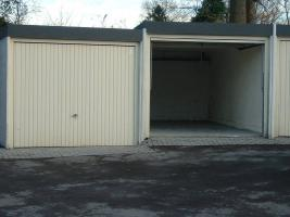 Garage frei