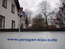 Garagen-Klaus, Ihr Partner für Fertiggaragen als Betongaragen, Stahlgaragen und Carports