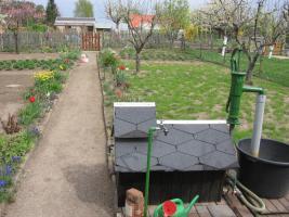 Garten in erfurt gispersleben zu verkaufen gartenhaus pacht for Garten in erfurt