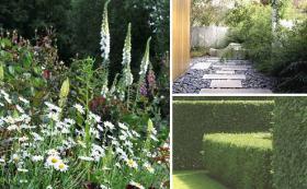 Garten-, Grundstücks-