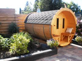 Foto 9 Gartenhäuser, Pavillon, Blockbohlengarage, Sauna und vieles mehr, ...