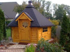 Foto 10 Gartenhäuser, Pavillon, Blockbohlengarage, Sauna und vieles mehr, ...