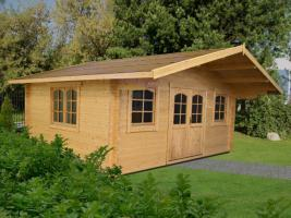 Gartenhäuser, Pavillon, Blockbohlengarage, Sauna und vieles mehr, ...