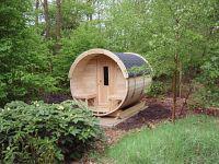Foto 6 Gartenhäuser, Pavillon, Blockbohlengarage, Sauna und vieles mehr, ...