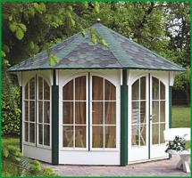 Foto 2 Gartenhäuser, Pavillon, Blockhäuser, Gartensauna, Sauna