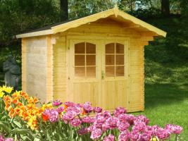 Foto 8 Gartenhäuser, Pavillon, Blockhäuser, Gartensauna, Sauna