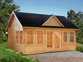 Foto 10 Gartenhäuser, Pavillon, Blockhäuser, Gartensauna, Sauna