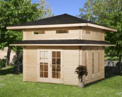 Foto 2 Gartenhäuser, Pavillons, Carport, Garage, Blockhäuser, Gartenblockhaus,