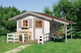 Foto 3 Gartenhäuser, Pavillons, Carport, Garage, Blockhäuser, Gartenblockhaus,