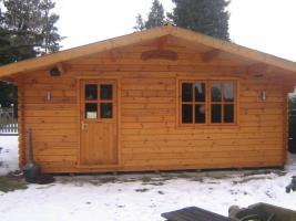 Gartenhütte Partyhütte