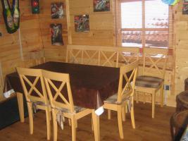 Foto 6 Gartenhütte Partyhütte